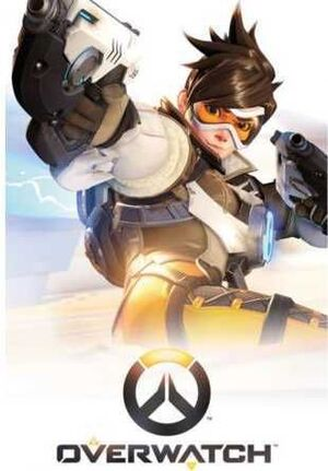 POSTER OVERWATCH KEY ART 61 X 91 CM