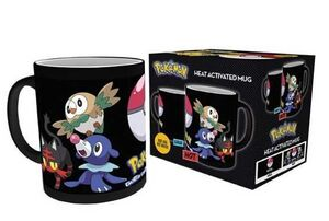 POKEMON TAZA 300 ML SENSITIVA AL CALOR CATH EM ALL