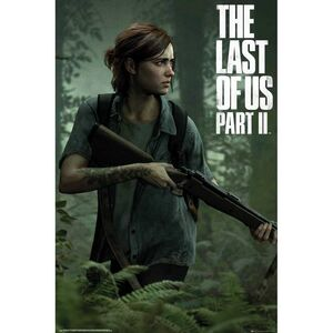 POSTER THE LAST OF US 2 ELLIE 61 X 91 CM