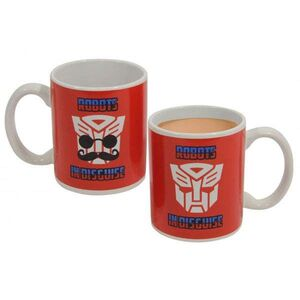 TRANSFORMERS TAZA TERMICA ROBOTS IN DISGUISE