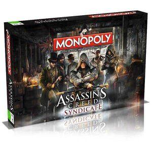 MONOPOLY ASSASSIN'S CREED SYNDICATE EDICION EN INGLES
