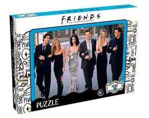 FRIENDS PUZZLE 1000 PIEZAS BANQUETE