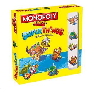 MONOPOLY JUNIOR SUPERTHINGS