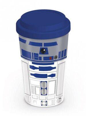 STAR WARS TAZA VIAJE R2-D2