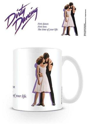 DIRTY DANCING TAZA THE TIME OF MY LIFE