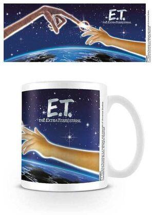 E.T. EL EXTRATERRESTRE TAZA MAGIC TOUCH
