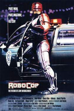 ROBOCOP POSTER 1987 61 X 91 CM