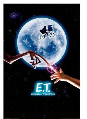 E.T. EL EXTRATERRESTRE POSTER ONE SHEET 61X91CM