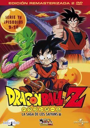 DVD DRAGON BALL Z LA SERIE TV #02