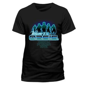 READY PLAYER ONE CAMISETA CHICO OASIS L