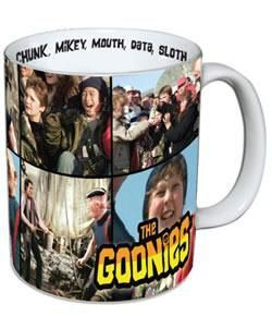 THE GOONIES TAZA COLLAGE