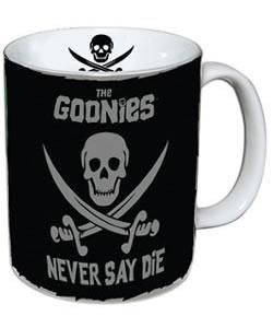 THE GOONIES TAZA NEVER SAY DIE
