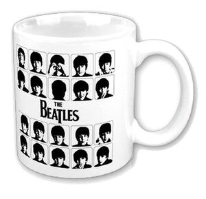 THE BEATLES TAZA HDN GRAPHIC