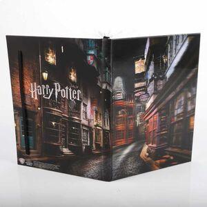 HARRY POTTER BLOCK DE NOTAS A5 3D DIAGON ALLEY