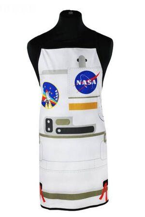 NASA DELANTAL SPACESUIT