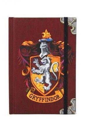HARRY POTTER LIBRETA A6 GRYFFINDOR