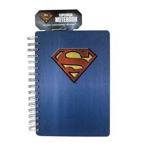 SUPERMAN LIBRETA LOGO DC COMICS