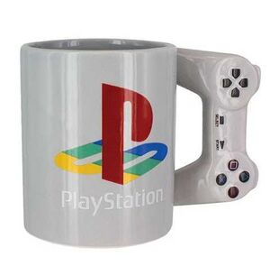 PLAYSTATION TAZA CONTROLLER