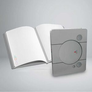 PLAYSTATION CUADERNO DE NOTAS PS ONE