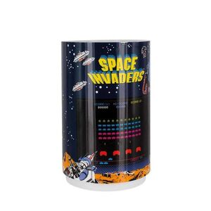 SPACE INVADERS LAMPARA PROJECTION 10 CM