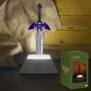 ZELDA LAMPARA 30CM MASTER SWORD