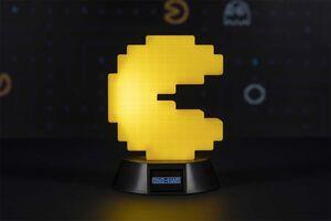 PAC-MAN LAMPARA 3D ICON PAC-MAN 10 CM