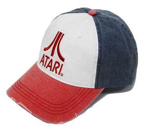 ATARI GORRA BASEBALL RED LOGO