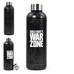 CALL OF DUTY BOTELLA METÁLICA 500ML WARZONE