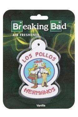 BREAKING BAD AMBIENTADOR LOS POLLOS VAINILLA