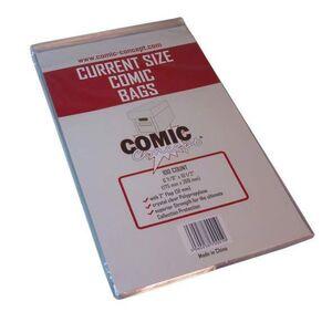 BOLSAS PARA COMICS COMIC CONCEPT CURRENT (100)