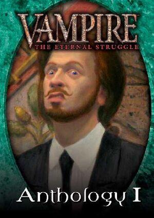 VAMPIRE THE ETERNAL STRUGGLE ANTHOLOGY 1 - INGLES