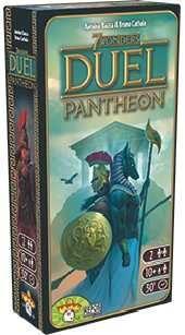 7 WONDERS: DUEL. PANTHEON