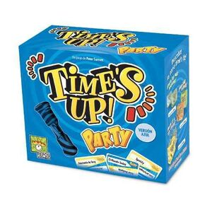 TIME'S UP PARTY 2 (VERSION AZUL)