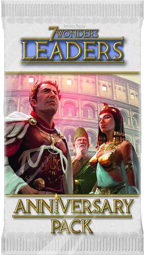 7 WONDERS: PACK ANIVERSARIO LEADERS