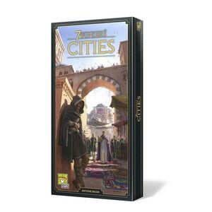 7 WONDERS NUEVA EDICION - CITIES