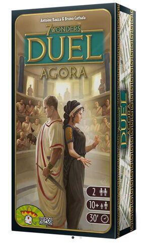 7 WONDERS: DUEL. AGORA