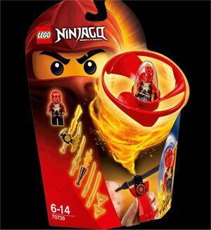 LEGO NINJAGO KAI AIRJITZU FLYER