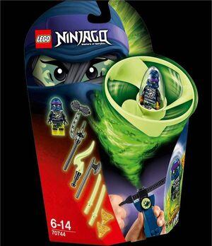 LEGO NINJAGO WRAYTH AIRJITZU FLYER