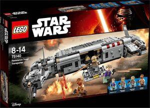 LEGO STAR WARS EPISODIO VII RESISTANCE TROOP TRANSPORTER
