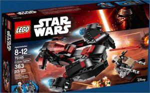 LEGO STAR WARS EPISODIO VII ECLIPSE FIGHTER