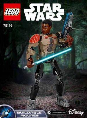 LEGO STAR WARS EPISODIO VII FINN