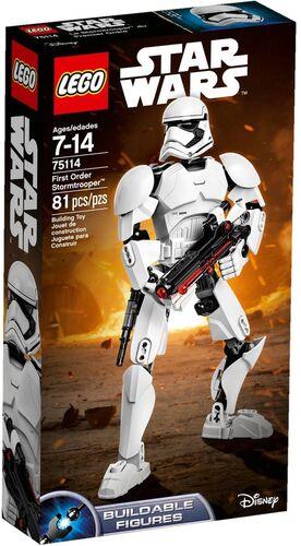 LEGO STAR WARS EPISODIO VII FIRST ORDER STORMTROOPER