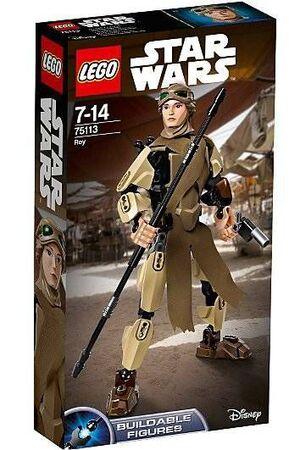 LEGO STAR WARS EPISODIO VII REY