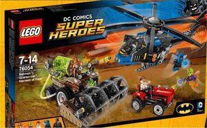 LEGO SUPER HEROES DC COSECHA DEL TERROR DE SCARECROW