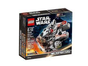 LEGO STAR WARS MICROFIGHTER HALCON MILENARIO