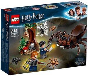 LEGO HARRY POTTER GUARIDA DE ARAGOG
