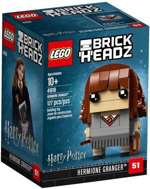 LEGO BRICKHEADZ HARRY POTTER. HERMIONE GRANGER