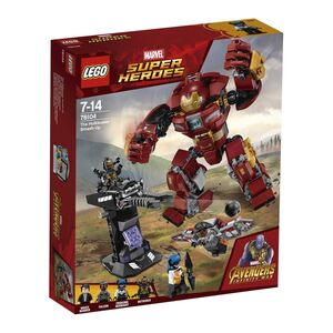 LEGO SUPER HEROES MARVEL - LOS VENGADORES INFINITY WAR: THE HULKBUSTER