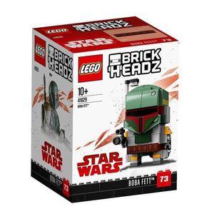LEGO BRICKHEADZ STAR WARS BOBA FETT