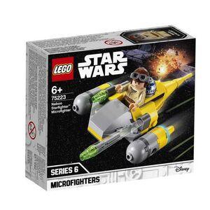 LEGO STAR WARS MICROFIGHTER CAZA ESTELAR DE NABOO